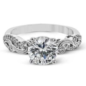 Diamonds Engagement Ring  Diamonds Engagement